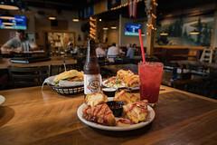 hocking-6499 (FarFlungTravels) Tags: food burrito drink eat hockinghills hungrybuffalo laurawatiloblake logan montechristo ohio tourism yuppieburger 2018