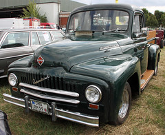 International pick up (Schwanzus_Longus) Tags: technorama hildesheim german germany old classic vintage us usa america american pickup pick up truck ih international harvester 220