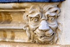 Hôtel Lallemant à Bourges (Philippe_28) Tags: bourges berry 18 cher france europe hôtel lallemant renaissance lion alchimie hermétisme sculpture tête
