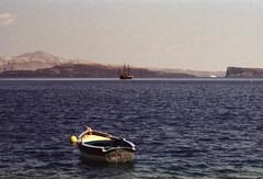Όρμος Κόρφου (•Nicolas•) Tags: 200iso analog color couleur film gold greece holidays island kodak leica m4p vacances vintage nicolasthomas
