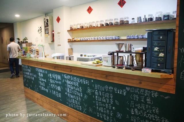 行者咖啡館 舒芙蕾鬆餅基隆也吃的到,環境寬敞又舒適!【基隆美食】 @J&A的旅行