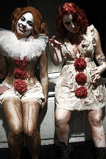 Creepy-Cute Killer Clowns