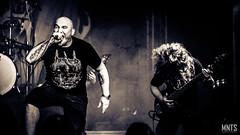 Insidius - live in Kraków 2018 - fot. Łukasz MNTS Miętka-6