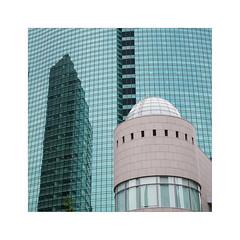 Tokyo, Carré Nippon (christian.borawski) Tags: tokyo town tower architecture urbain contemporary modern christian borawski