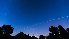 ISS September 15 (nicklucas2) Tags: astrophotography internationalspacestation iss zarya orion stars night