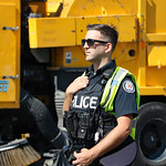 Faces of Toronto: police officer thumbnail