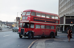 Last day of RTs on the 273 (DaveAFlett) Tags: londontransport lt aec rt luc477