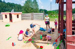 _DSC1385.jpg (Kaminscy) Tags: sandpit playground krasnobrod bucket kids shovel europe roztocze poland krasnobród lubelskie pl