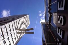 Race to the Sky (k-a-d-a-t-h) Tags: sky warsaw warszawa cityscape