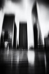 3297 (Elke Kulhawy) Tags: france paris blackandwhite city architektur stadt monochrome art kunst nanterre surrealismus black white grain