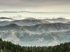 Marin Headlands (Vasily Spirin) Tags: sanfrancisco goldengate fog fujifilmgfx50s gf110mmf2 mediumformat