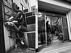 R0128466-horz (quadobtus) Tags: street candid provoke hysteric snap city ricoh gr daido moriyama 흑백 diptych equinox