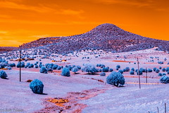 Potato Butte (robpolder) Tags: 2018usasouthwestinfrared arizona