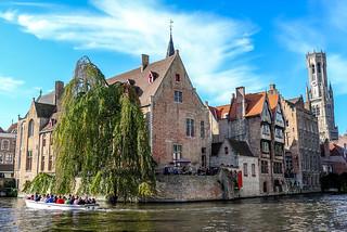 Belgium - Brugge - Dijver