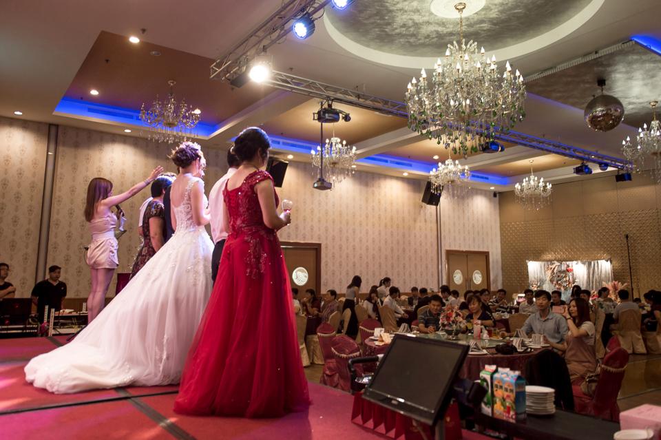 高雄婚攝 海中鮮婚宴會館 有正妹新娘快來看呦 C & S 121