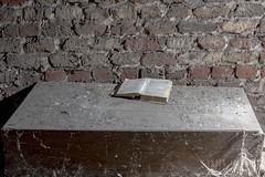 le presbytère-0003 (Under The Dust) Tags: urbex abandoned christian presbytere presbytery curé priest
