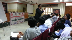 20160928_161257 (D Hari Babu Digital Marketing Trainer) Tags: iimc hyderabad digital marketing seminar