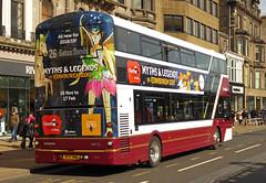Myths and Legends... (SRB Photography Edinburgh) Tags: lothian buses bus edinburgh scotland transport travel lrt