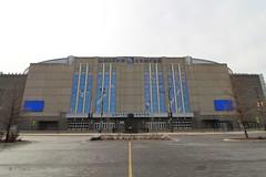 United Center (Thefx / Francisco) Tags: unitedstatesofamerica usa chicago illinois eeuu estadosunidos unitedcenter estadio staduim chicagobulls chicagoblackhawks northamerica américadelnorte
