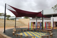 Commercial Shade Sails (perthbetterhomes) Tags: shade sails commercial residential perth