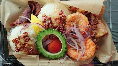 古宇利島-蝦蝦飯