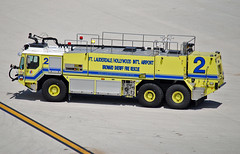 FLL ARFF 2 (Infinity & Beyond Photography) Tags: emergency ems vehicles fortlauderdale ftlauderdale airport kfll fll arff rescue fire fighting equipment truck