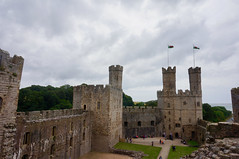 Caernaforn castle (Laocoonte) Tags: caernaforn castello castle galles uk wales