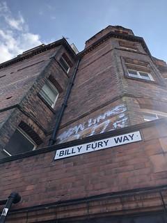 Billy Fury Way, West Hampstead