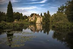 Scotney Castle, Kent (Jacob Arnold Photo) Tags: castle moat kent southeast national trust nikon d850 manfrotto hoyafilter 4stop nikkor 2470mm tourism