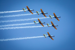 _Z2A9710 (Fabiosantos25) Tags: esquadrilhadafumaça esquadrilha 5dmkiv ef100400isii ef100400mmisii ef100400ii 7desetembro setedesetembro independencia smokesquadron supertucano avião plane sky blue azul brasil brazil