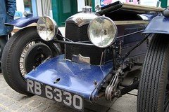 1932 Riley Special RB 6330 (BIKEPILOT, Thx for + 4,000,000 views) Tags: 1932 riley special rb6330 aldershotcarshow aldershot hampshire uk blue car vehicle classic vintage automobile transport england britain