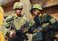"U.S., Japan soldiers train together and strengthen partnership during Exercise Rising Thunder 18 (#PACOM) Tags: ""usindopacificcommand usindopacom"" readiness usa japan partnership rt18 pacificpathways1803 usarpac usindopacom soldier risingthunder yakima yakimatrainngcenter washington icorps 7thid usarmypacific jointbaselewismcchord armytimes urbanlivefire range bilateral exercise stryker jblm yakimatrainingcenter unitedstates us"