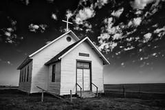 Presbyterian Church (Rick Olsen) Tags: church bw blackandwhite monochrome fuji fujifilm xt2 blackandwhitephotos