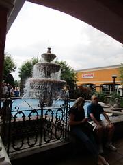 Leaving Casa Bonita (BunnyHugger) Tags: casabonita colorado denver fountain mexican restaurant