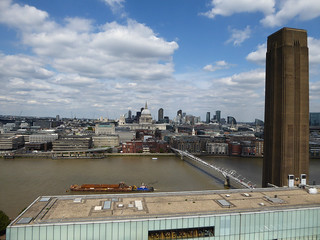 View Over Tate Modern