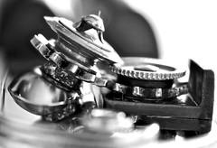 Cogwheel (David McSpadden) Tags: macromonday cogwheel