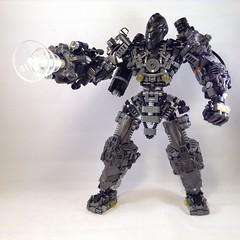 Olarokh, The Walking Arsenal (3.0) (MrBoltTron) Tags: lego bionicle toa sonics moc sound