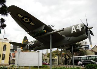 Republic P-47D Thunderbolt, A4 (42-26756)