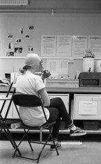 ANALOGUE (BambiValentee) Tags: analog analogue film filmphotography 35 35mm is dead filmisnotdead street streetphotography urban urbanphotography black white blackwhite blackandwhite xtol agfa apx darkroom konica hexacon autoreflex autoreflextc developing dunkelkammer ilford fomapan