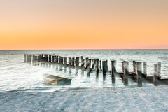 Sunset #8 (muman71) Tags: dsc9920 nikon ostsee balticsea wasser langzeitbelichtung longexposure gezoomt f18 50mm iso200 04sec