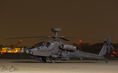 ZJ225 - Westland WAH-64D Longbow Apache AH1 - UK - Army (Dan Elms Photography) Tags: 2017 5d airfield airshow aviation canon danelms danelmsphotography london military mkiii nightshoot nightshootxxiii northolt northoltnightshoot photo raf talldan76