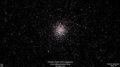 GlobularClusterM22_20180715_HomCavObservatory_ReSizedDown2HD (homcavobservatory) Tags: homcav observatory m22 globular cluster sagittarius 8inch f7 criterion newtonian reflector canon 700d t5i dslr losmandy g11 mount gemini 2 control system 80mm f6 refractor zwo asi290mc autoguider phd2 stacked astronomy astrophotography