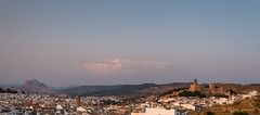 Antequera (www.petje-fotografie.nl) Tags: spanje wwwpetjefotografienl zomervakantie2018 antequera ondergaandezon wolken wolkenlucht zomer