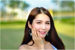 Moonlover 月兒 (L Wee) Tags: cute beautiful beauty model portrait modelling xf56mm fujifilm xt10