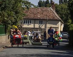 Soapbox Derby 2018 (badger_beard) Tags: duxford cambridgeshire cambs south soapbox cart derby race charity run costume homemade gokart