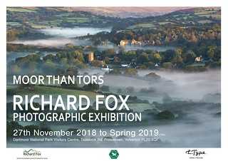 Dartmoor Landscape Photography Exhibition - 'Moor Than Tors'