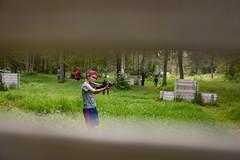 hocking-6540 (FarFlungTravels) Tags: activities fun games gun hockinghills lasertag laurawatiloblake obstacles ohio shoot tourism woods 2018