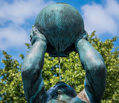 2018 - Germany - Kaiserswerth - Bronze Boy Fountain (Ted's photos - Returns Late November) Tags: 2018 cropped germany kaiserswerth nikon nikond750 nikonfx tedmcgrath tedsphotos vignetting waterjug sculpture bronzesculpture brunnenbronzejunge brunnenbronzejungekaiserswerth kaiserswerthgermany bronzeboyfountain bronzeboyfountainkaiserswerth jug bernhardlohfkaiserswerth bernhardlohf