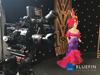 Bluefin TV - Location Filming at Centrestage Studios London
