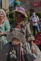 Venezianische_Messe_180909-4807 (wb.foto00) Tags: venezianischemesse kostüme masken karneval ludwigsburg barock hofdamen